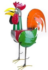 """36"""" Tin Rooster"""