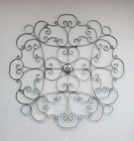 Circular Wall Screen
