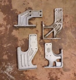 Md Industrial Style Brackets