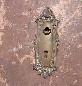 Brass Key Plate Set