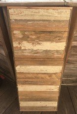 15x37 Reclaimed Cypress Panel