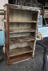 1920's Early Century Pie Cabinet