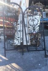 Arched Ornate Gate Set