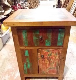 1 Drawer Reclaimed Night Stand