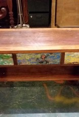 Reclaimed Boat Console