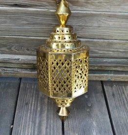 Brass Pendant Light 3