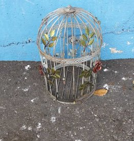 Copy of Ornate Round Bird Cage