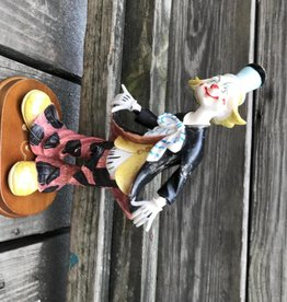 Resin Clown Figure