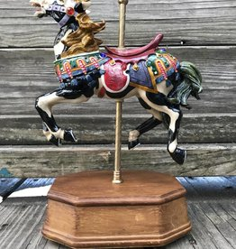 Russian Cossack Musical Carousel 1-406