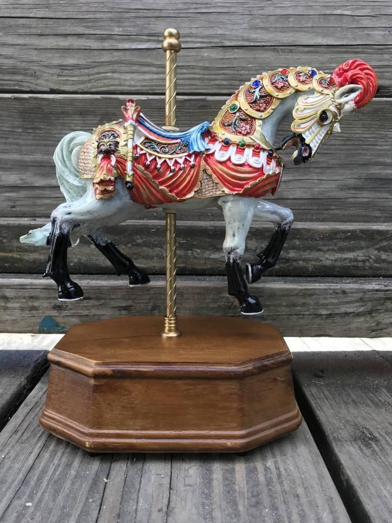 Queen Warrior Musical Carousel 1-416