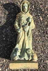 St. Francis W/ Shovel