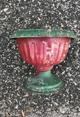 Red & Green Urn