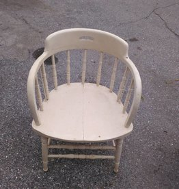 Tan Wood Chairs
