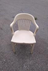 Tan Wood Chairs