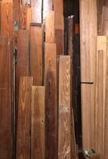 "2.5"" Heart Pine Flooring"