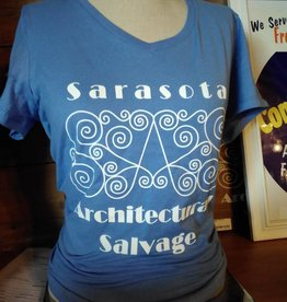 Blue SaS T-Shirt Md