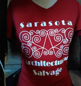 Red SaS T-Shirt XLg