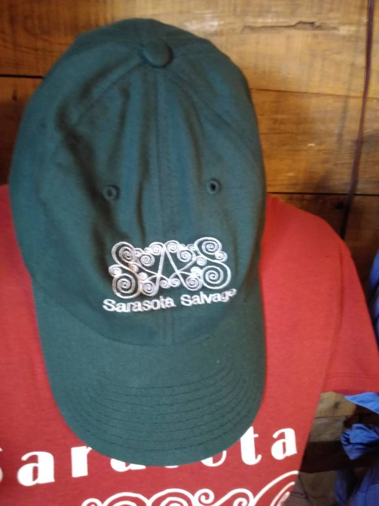 Green SaS Hat