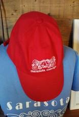 Red SaS Hat