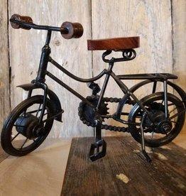 Wood & Metal Pedal Bike