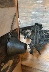 Iron Ship Wall Bell