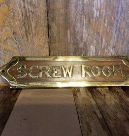 Screw Room