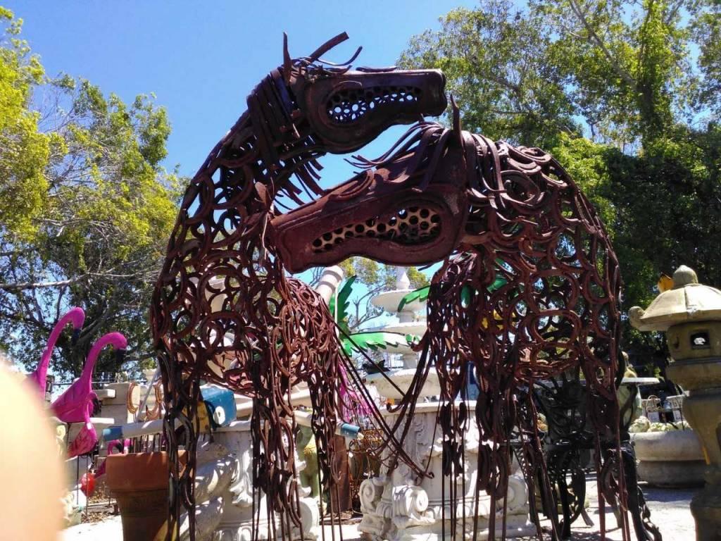 Horse Shoe Horse Set