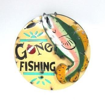 Gone Fishing 3D Screen