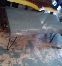Deodar Cedar Gray Bench
