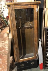 Cypressed Wrapped Gun Cabinet