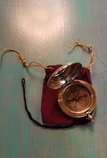 Antique Compass Sundial