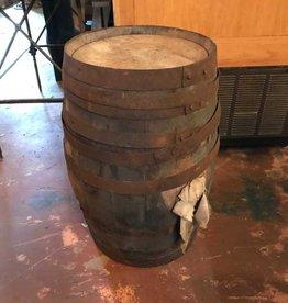 Small Wine or Spirit Barrel