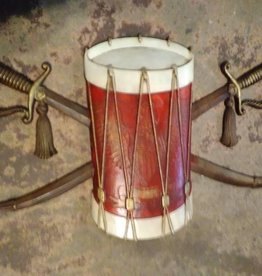 Drum/Swords Pirate Wall Decor