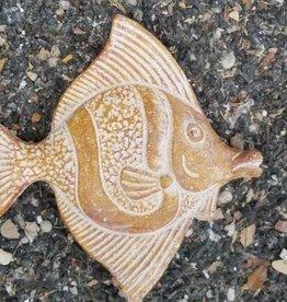 Sm Terracotta Fish