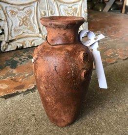 Terracata Vase Broken Handle