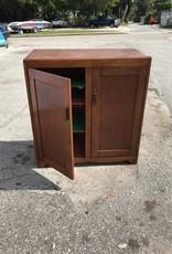 (2) Door Cabinet