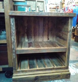 Recalimed Cypress Bathroom Vanity
