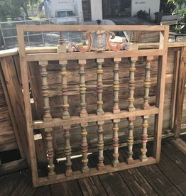 Ringling Wooden Gate Section
