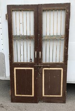 Indian Tiger Doors Brown (Style 1)