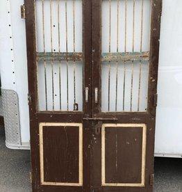 Indian Tiger Doors Brown (Style 1)