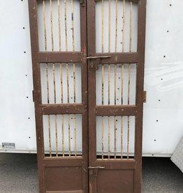 Indian Tiger Doors Brown (Style 3)