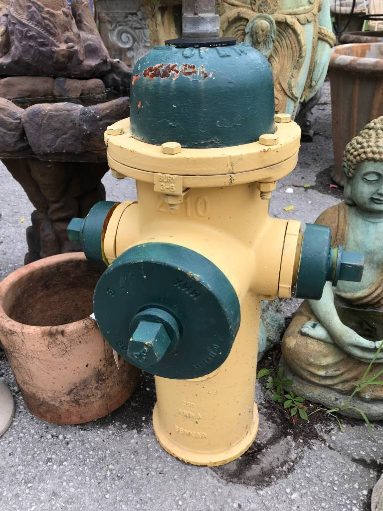 Fire Hydrant SM