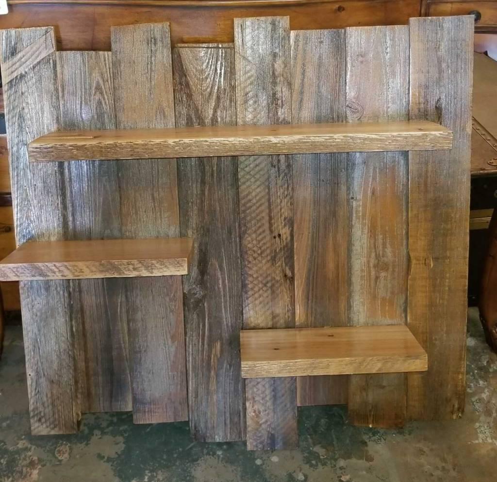 Reclaimed Shelf Panels