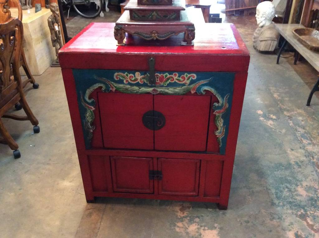 Vintage Chinese Chest/Cabinet