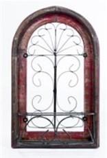 """Anzio Window 25"""" H x 14"""" W x 8"""" L"""