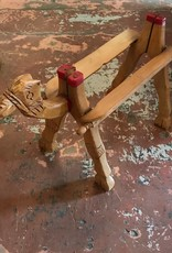 Wooden Camel Stand