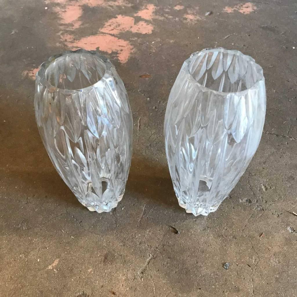 Vintage Chandelier Crystal Part Style 5