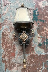 Sm Gold Wall Sconce