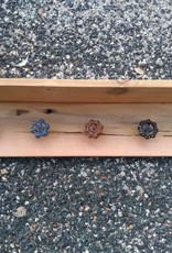 Reclaimed Shelf Coat Rack