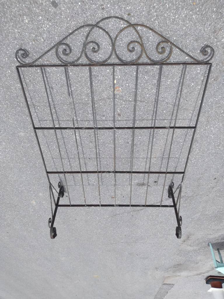 Free Standing Gate Section
